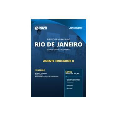 Imagem de Apostila Rio De Janeiro Rj 2019 - Agente Educador Ii
