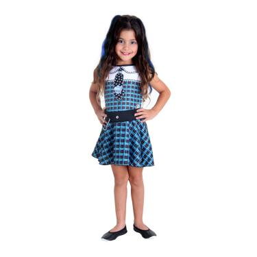 Fantasia Frankie Infantil Pop - Monster High GG