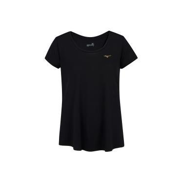 Camiseta Mizuno Nirvana - Feminina Mizuno Feminino