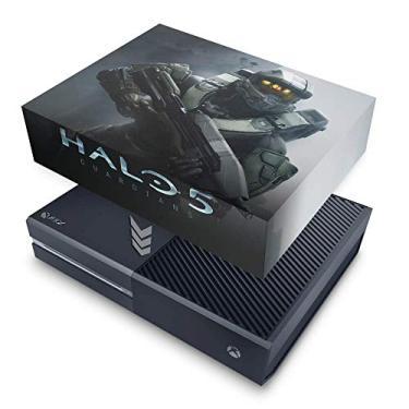 Capa Anti Poeira para Xbox One Fat - Halo 5: Guardians #B