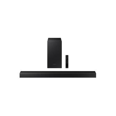 Imagem de Soundbar Samsung HW-T450/ZD com Subwoofer - Bluetooth 200W 2.1 Canais USB