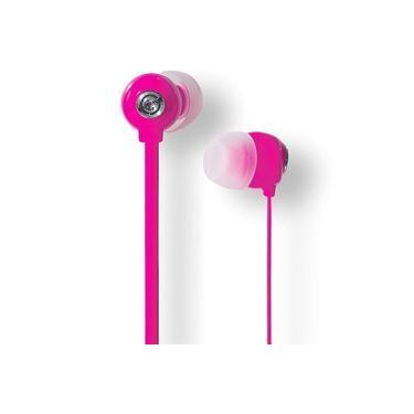 Fone De Ouvido Youts In-ear Candy Colors Rosa