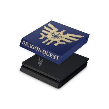 Capa Anti Poeira para PS4 Slim - Dragon Quest Bundle