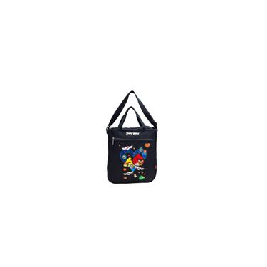 Sacola Tote Angry Birds Canvas