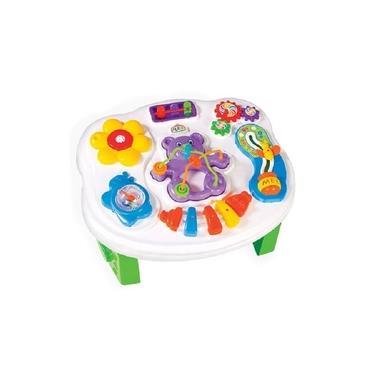 Imagem de Mesa Atividade Mesinha Infantil Bebê Smart Table Calesita