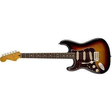 Imagem de Guitarra Fender Squier Classic Vibe Stratocaster 60S - 3-Color Sunburst