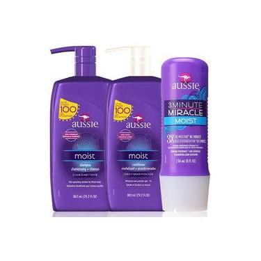 e2e269f56 Shampoo e Condicionador Shampoo Aussie