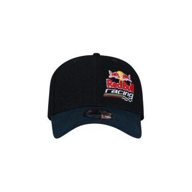 Boné Aba Curva New Era 940 Red Bull Racing HP SN Cold - Snapback - Adulto -  AZUL ESCURO New Era c2fb98fcb02