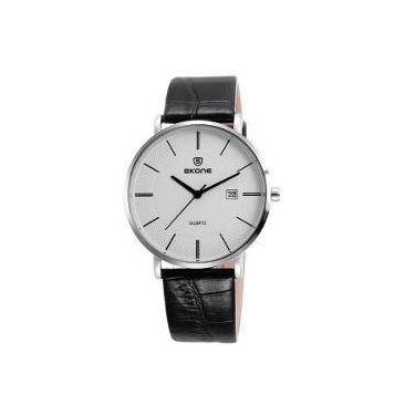 8baf293a8fa Relógio Masculino Skone Analógico 9307bg - Pr
