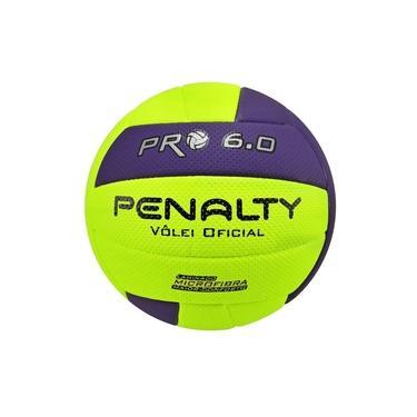 Bola Volei Penalty 6.0 Pro X Termotec PU