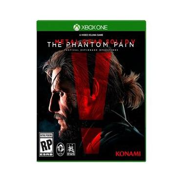 Game Metal Gear Solid V: The Phantom Pain - Xbox One