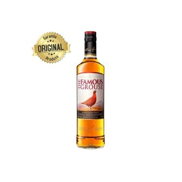 Whisky Escoces The Famous Grouse 750ml
