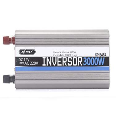 Inversor Conversor Veicular C/potência 3000W 12V P/ 110V KP-546 KNUP
