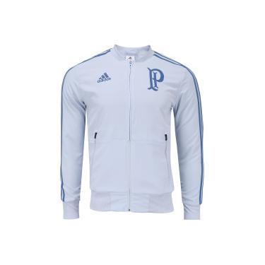 Jaqueta de Viagem do Palmeiras 2018 adidas - Masculina - AZUL CLARO adidas d85dd3cba749f