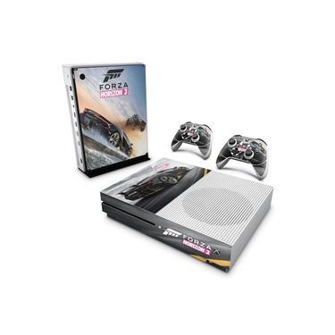 Skin Adesivo para Xbox One Slim - Forza Horizon 3