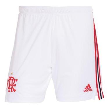 Calção Flamengo I 21/22 Adidas Masculino