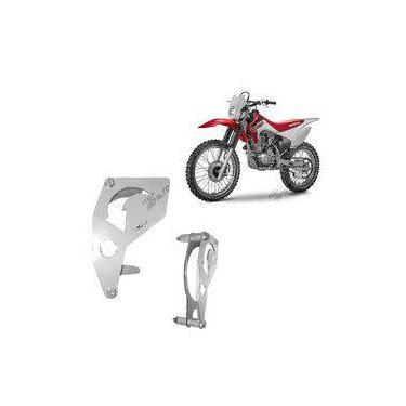 Proteção Do Pinhão Alumínio Polido Crf230