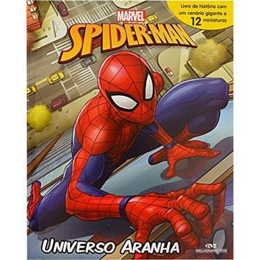 Spider Man – Universa Aranha - Marvel - 9788506084007