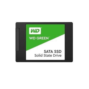 Hd Ssd Western Digital Green 1Tb 2.5 - (Wds100T2G0A)