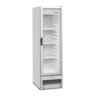 Refrigerador Expositor Vertical Metalfrio Branco 296 Litros  VB28RB 220V