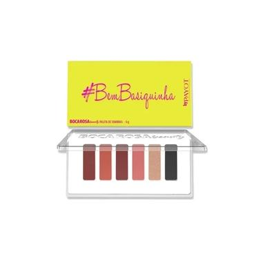 Payot Boca Rosa Beauty Paleta de Sombras #bembasiquinha - 7,5g