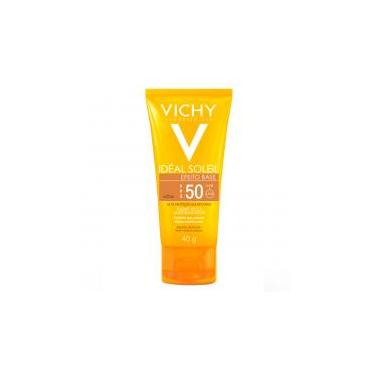 Idéal Soleil FPS 50 Efeito Base Vichy -  Protetor Solar - Morena -