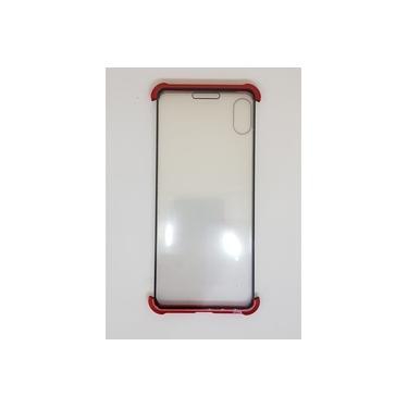 Capinha celular Magnética Acrílico iPhone XS MAX VERMELHO