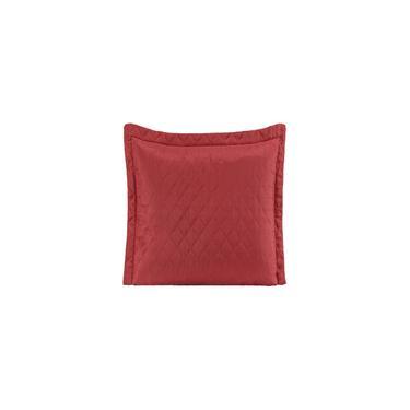 Imagem de Porta Travesseiro Matelassê Ultrassônico Vermelho