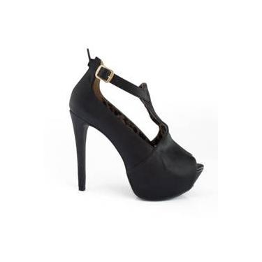 46723ae8c488 Sapato R$ 31 a R$ 2.269 Feminino Ankle Boot   Moda e Acessórios ...