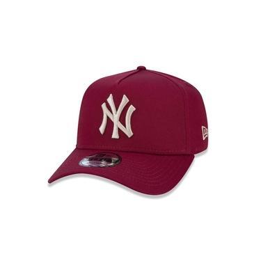 Boné New York Yankees 940 Veranito Logo Vermelho/Dourado - New Era