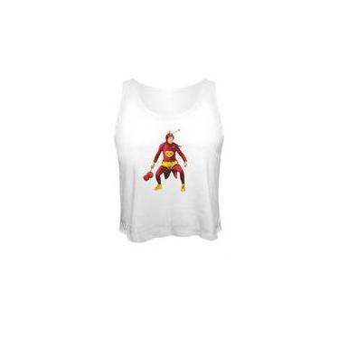 Camiseta Cropped Chapolin