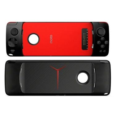 Moto Snap Motorola Gamepad Preto/Vermelho