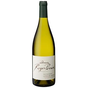 Vinho Francês Branco Côtes du Rhone Prestige Blanc Roger Perrin