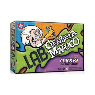 Jogo - Lab Do Cientista Maluco - Estrela