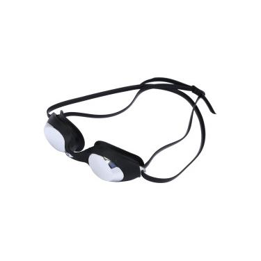 aa2258ab2bb6d Óculos de Natação Mormaii Snap - Adulto - PRETO PRATA Mormaii