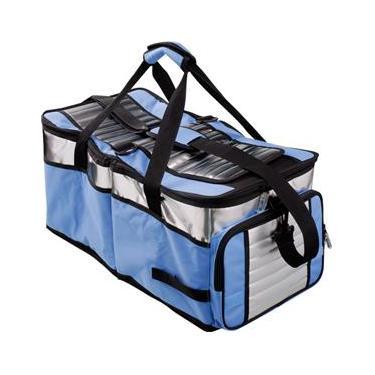 ec06c6906 Bolsa Térmica 48 Litros até 64 Latas Dobrável Ice Cooler MOR