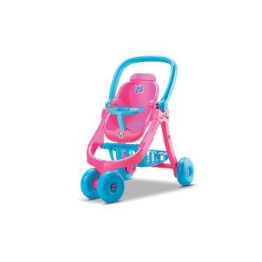 Imagem de Carrinho De Bonecas Baby Alive 3 Em 1 53cm 8141 - Diver Toys