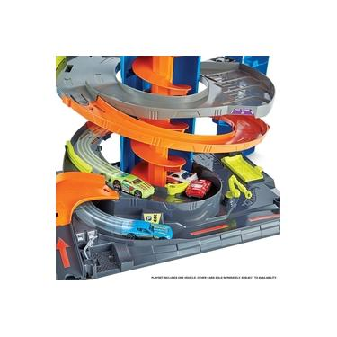 Imagem de Mega Garagem Hot Wheels Hot Wheelscity 35cm - Mattel