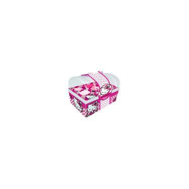 Imagem de Hello Kitty - Maleta - Batom, Blush e Sombra