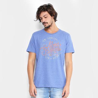 Camiseta Tropical Brasil Conexão Masculina - Masculino cb2dce35780