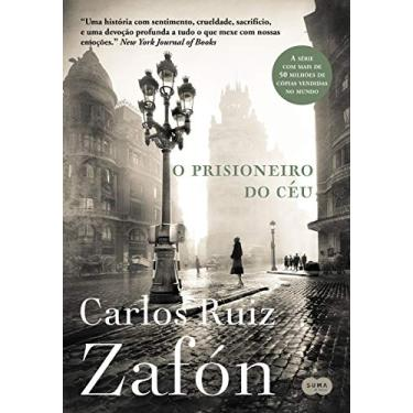 O Prisioneiro Do Céu - Zafón, Carlos Ruiz - 9788556510396