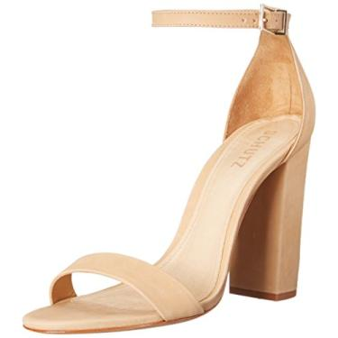 Sandália feminina Enida SCHUTZ, Lightwood, 10