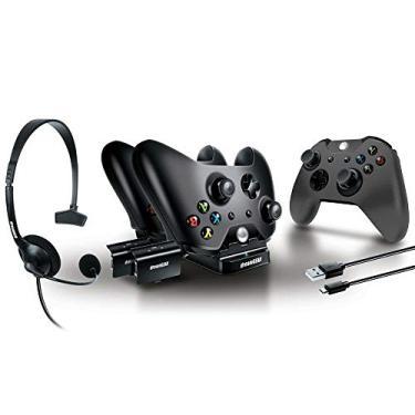 Dreamgear Dgxb1-6630 Kit De Acessórios Gamer Com 8 Peças Para Xbox One, Dreamgear, Preto - Android