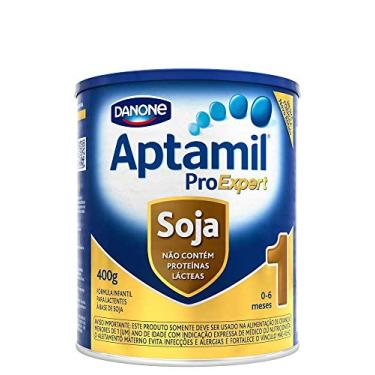 Fórmula Infantil Aptamil Proexpert Soja 1 Danone Nutricia 400g