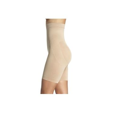 Bermuda Modeladora Cinta Slim Shape Feminina Loba Lupo 47120
