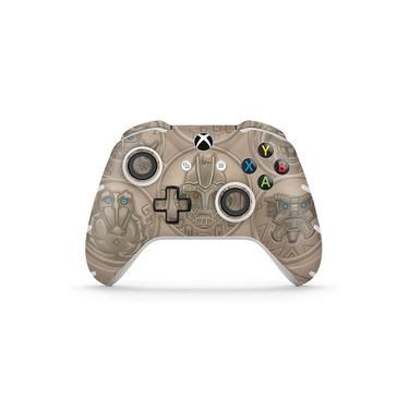 Skin Adesivo para Xbox One Slim X Controle - Shadow Of The Colossus