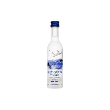 Miniatura Vodka Grey Goose 50Ml
