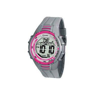 1ecd12a9216 Relógio de Pulso R  25 ou mais Feminino Borracha