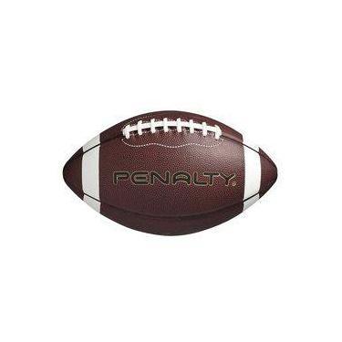 3952b6e67 Bola de Futebol Americano - Marrom - Penalty