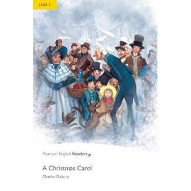 Christmas Carol - Level 2 - Pack CD MP3 - Penguin Readers - Dickens, Charles; Dickens, Charles - 9781408278017